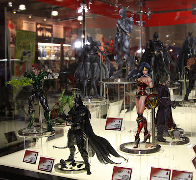 Square Enix Play Arts 2013 Toy Fair Display