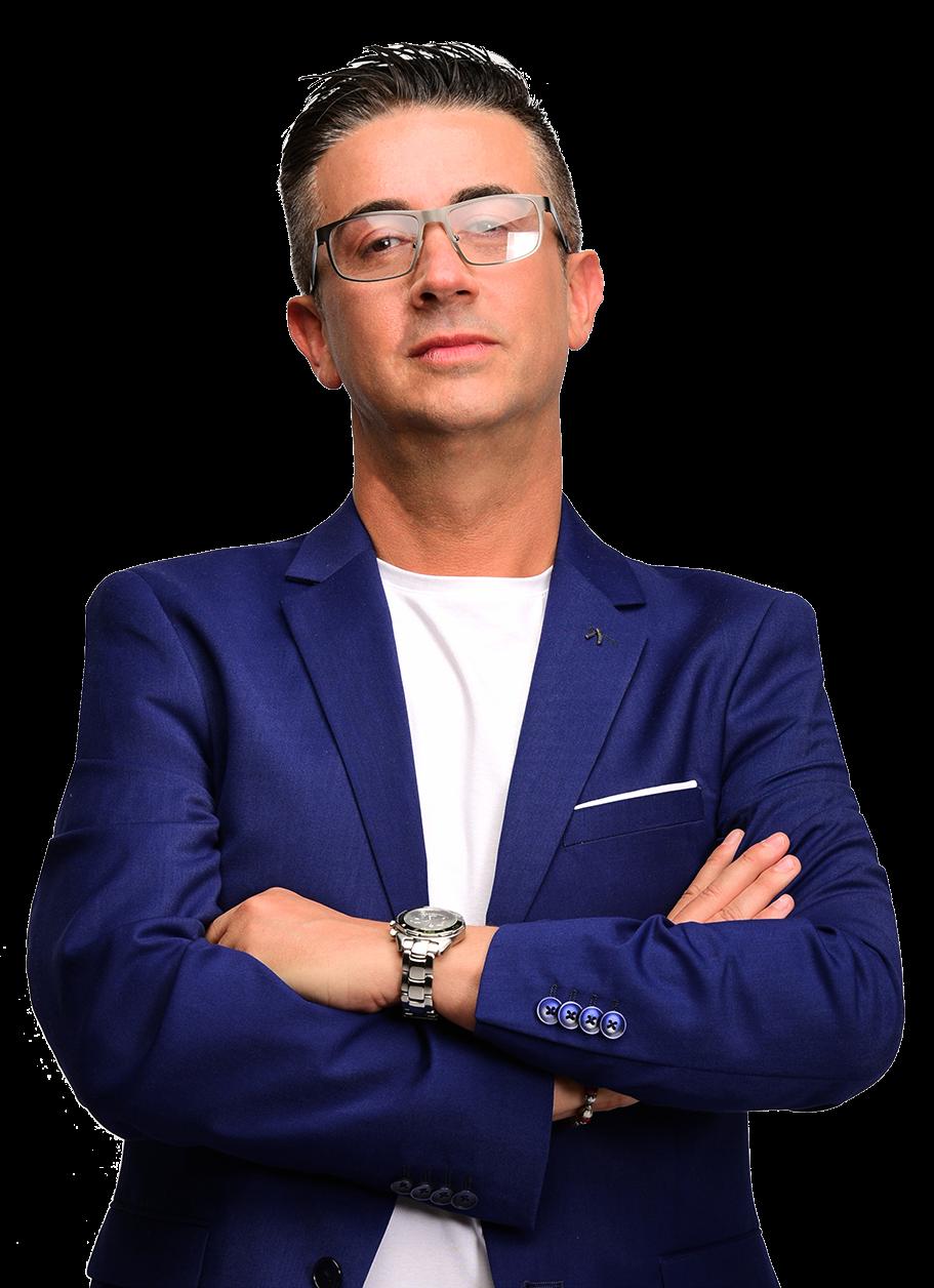 CEO Devis Paganelli