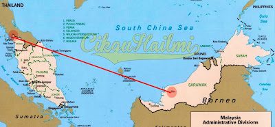 Dari Sarawak ke Perlis
