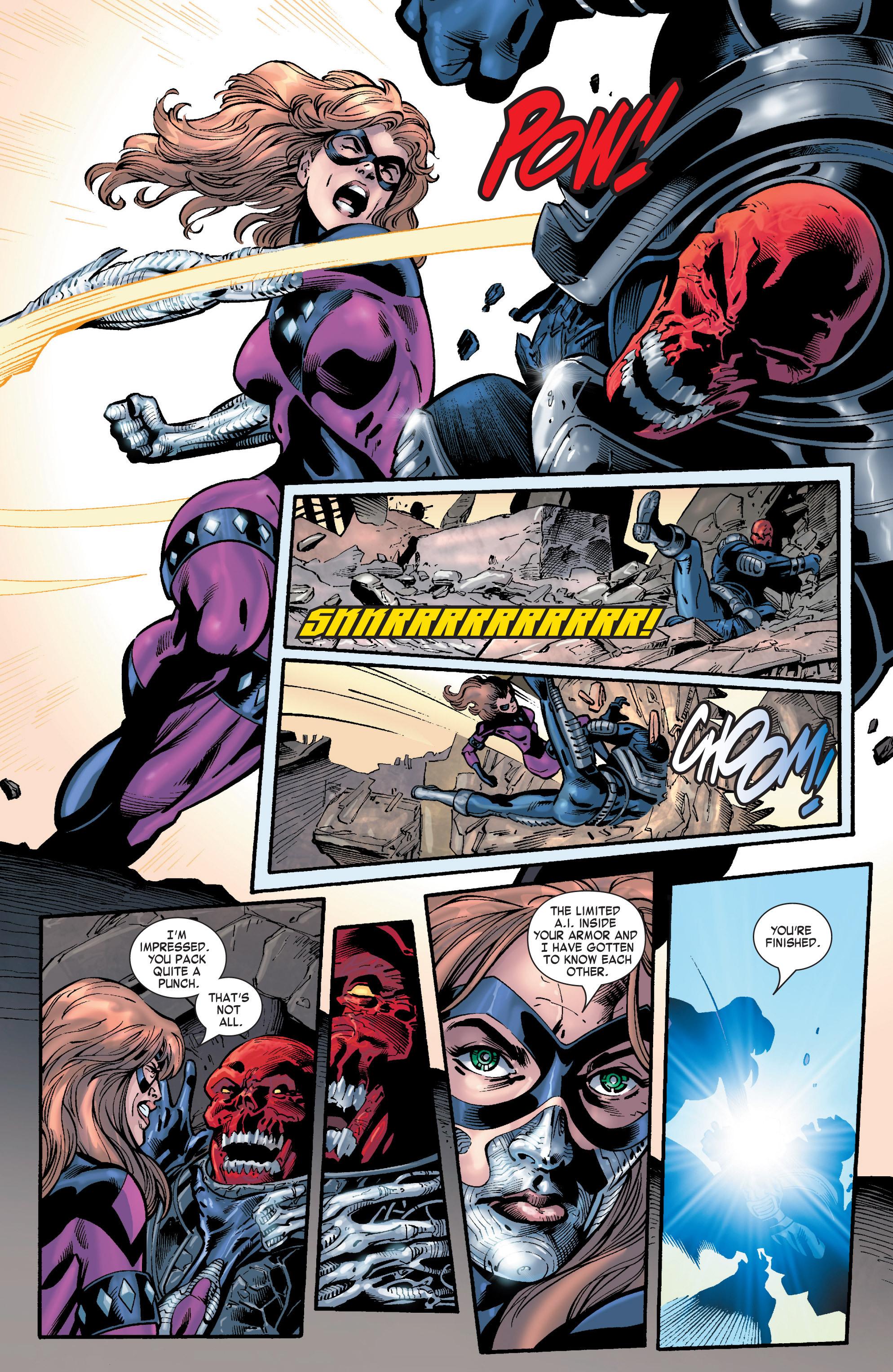 Captain America (2002) Issue #32 #33 - English 18