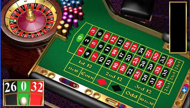 online casino table games wheel book
