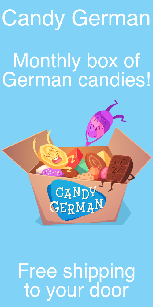 I love Candy German!