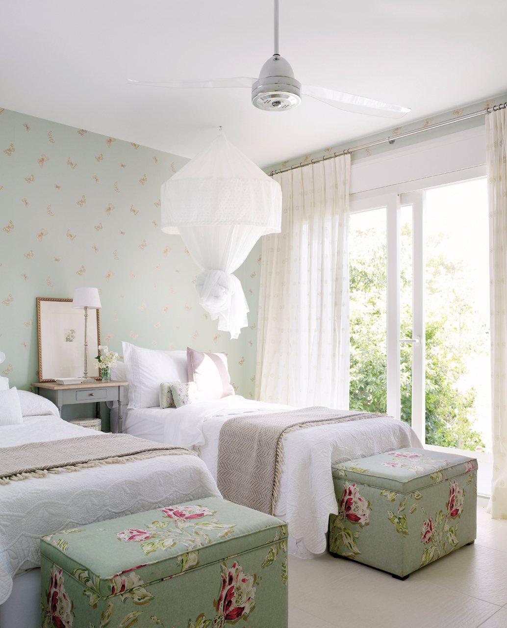 Espacio style qu son las cortinas for Cortinas para dormitorios juveniles