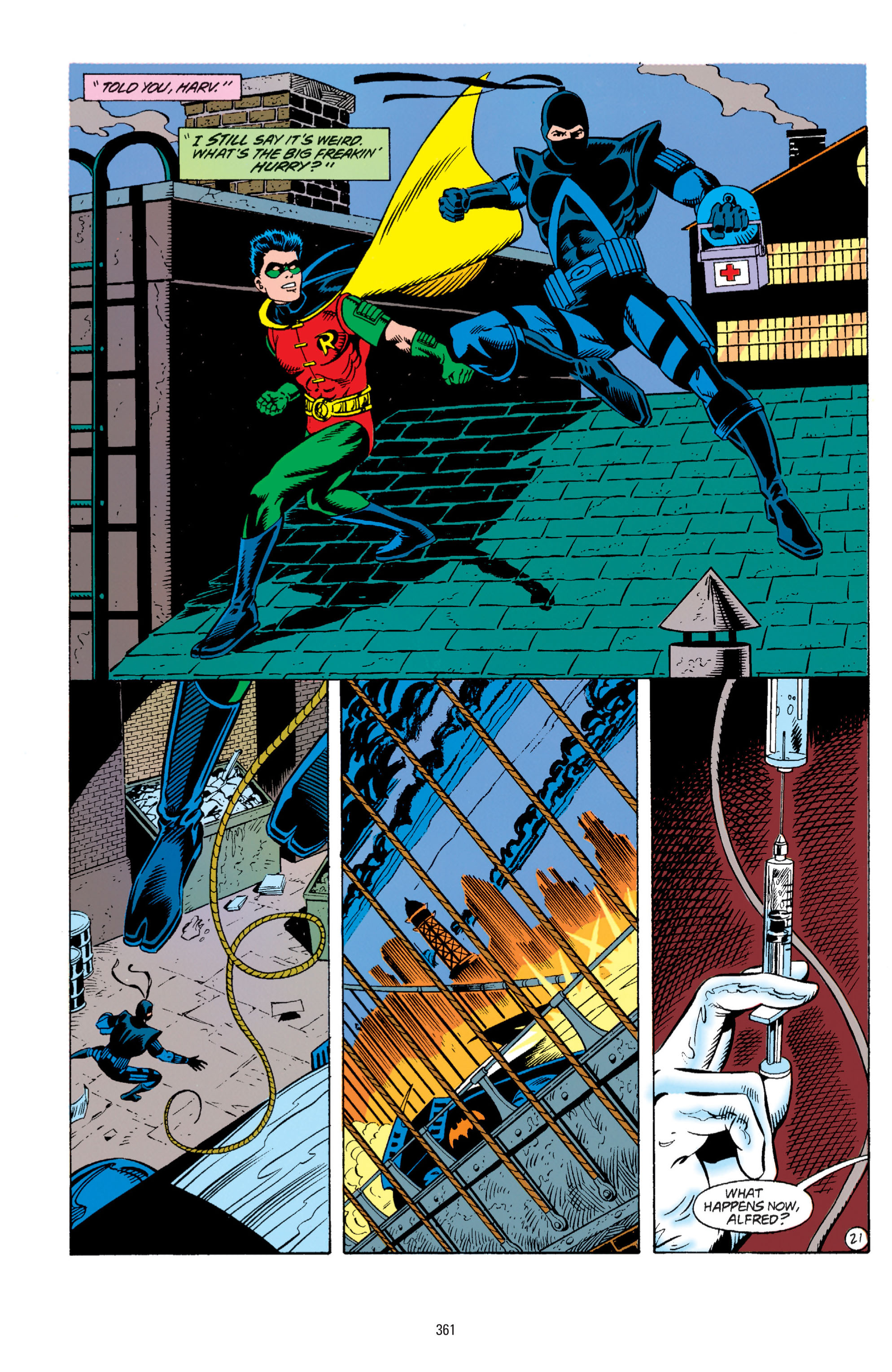 Detective Comics (1937) Issue #664 Page 22