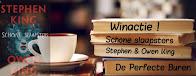 SUPERGAVE WINACTIE STEPHEN&OWEN KING vanaf 26/9!!!