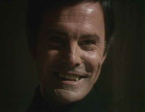 Louis Jourdan as Count Dracula (1977)