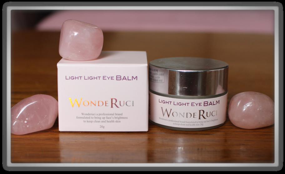 겟잇뷰티박스 by 미미박스 memebox beautybox review memeshop products haul wonderuci Light Light Eye Balm