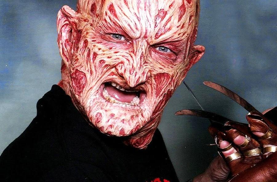 Robert Englund vuelve a ser Freddy Krueger