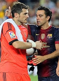 Casillas y Xavi, candidatos al Príncipe de Asturias