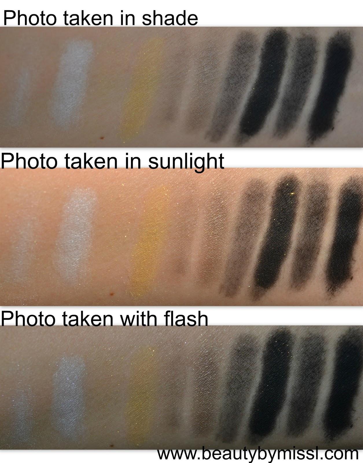 Wet n Wild Fergie Centerstage Collection Photo Op eyeshadow palette in Metropolitan Nights