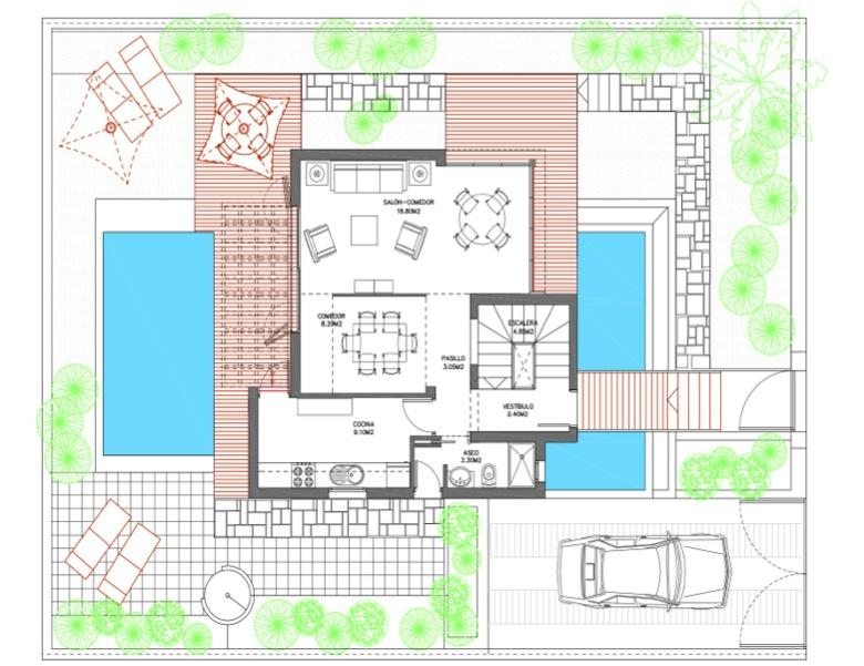 Casas prefabricadas y modulares planos luxury - Planos casas modulares ...