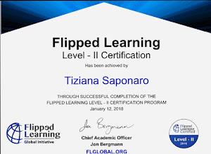 FLIPPED LEARNING CERTIFIED EDUCATOR