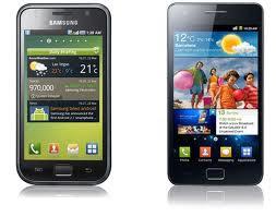 Smartphone Samsung Galaxy S II Caracteristica Video