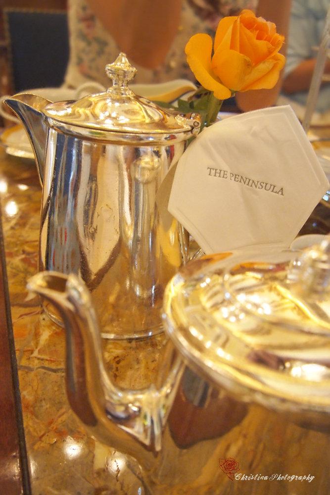 Afternoon Tea 半島酒店