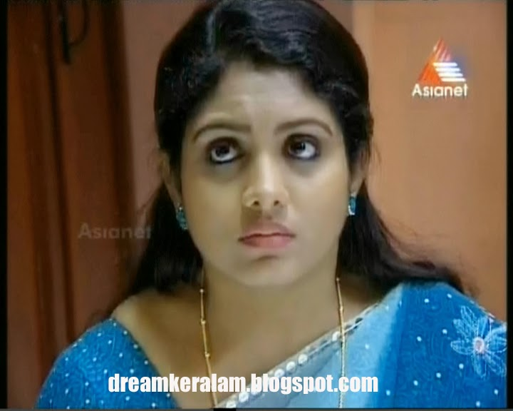 Asianet Serial Parasparam Actress Gayathri Arun