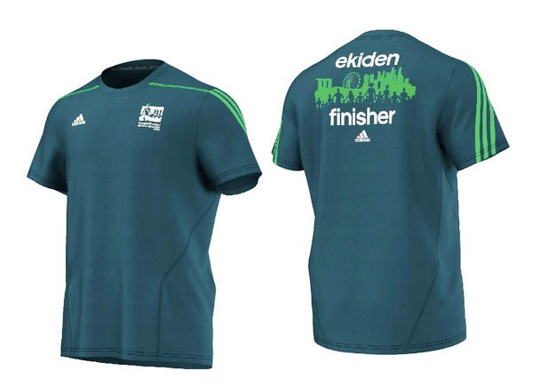 Ekiden Finisher t-shirt (42.195km 2015)