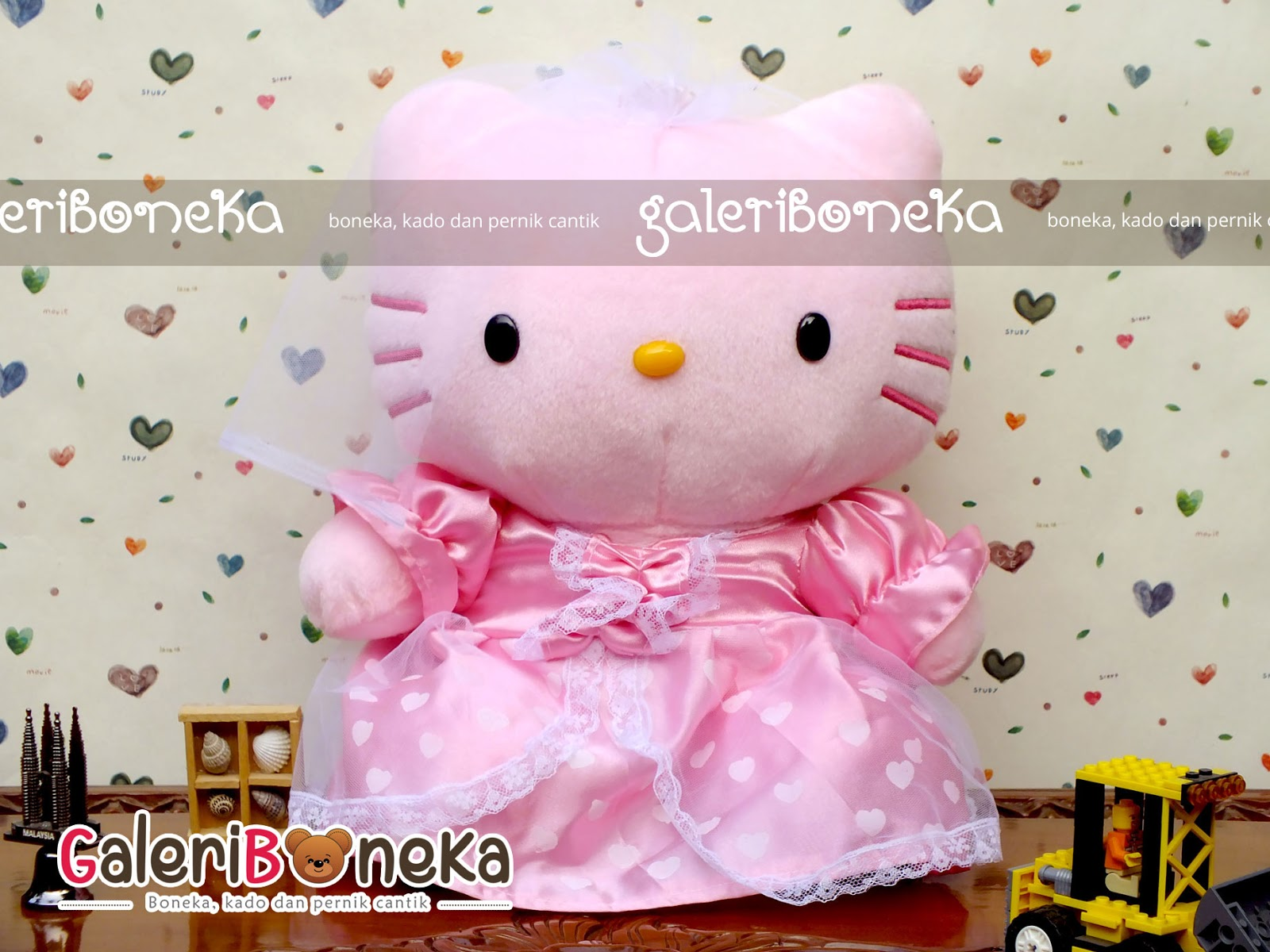 Boneka Hello Kitty Wedding 51546 Softblog 1