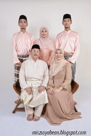 Family Kak Zainah