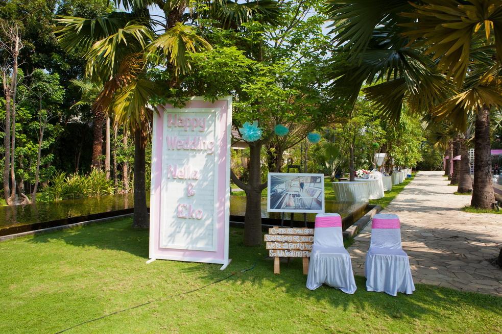 Wedding Garden Nella Eko Graha Setyowati Solo Prewedding