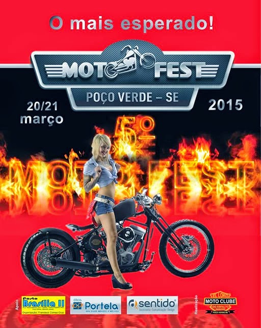 5º Moto Fest Poço Verde