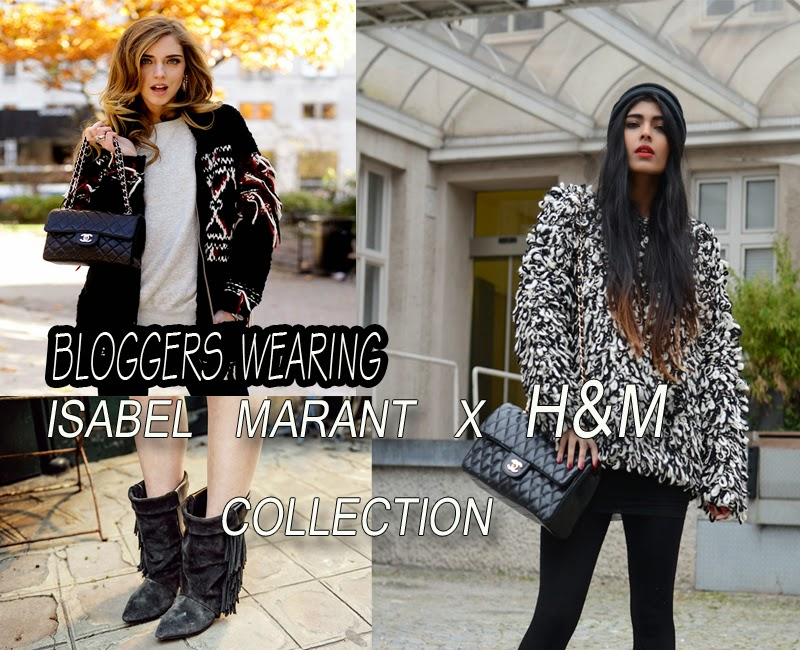 Isabel Marant x H&M y el ataque de los bloggers