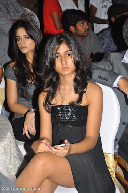 Ileana With her Sister Eileen at Tollywood Magazine Launch Imazes