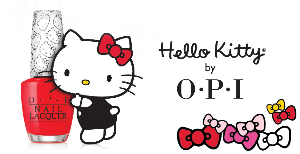 Dons Nail Obsession Opi Hello Kitty Collection 2016 Swatches