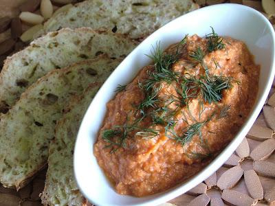 Pasta sojowa marchewkowo-pomidorowa