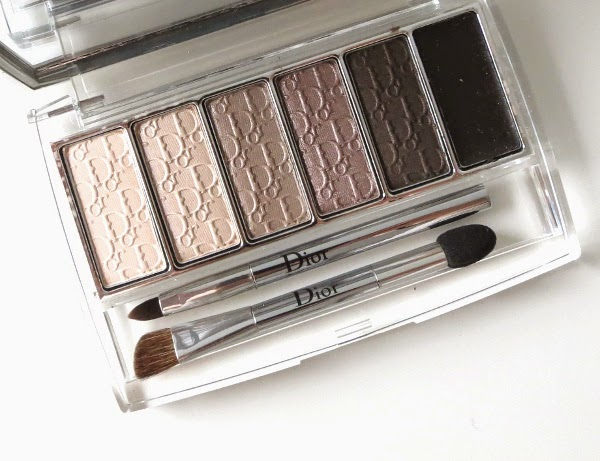 Dior Eye Reviver Backstage Pros Illuminating Neutrals Eye Palette
