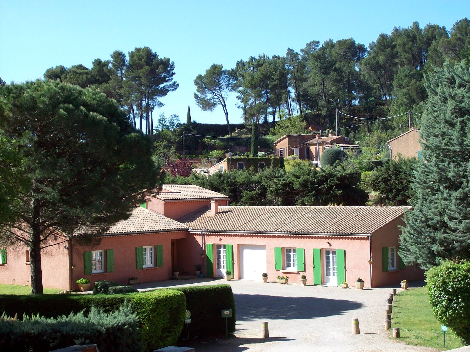 """Chambres d H´tes """"La Lavandine"""" Roussillon en Provence"""