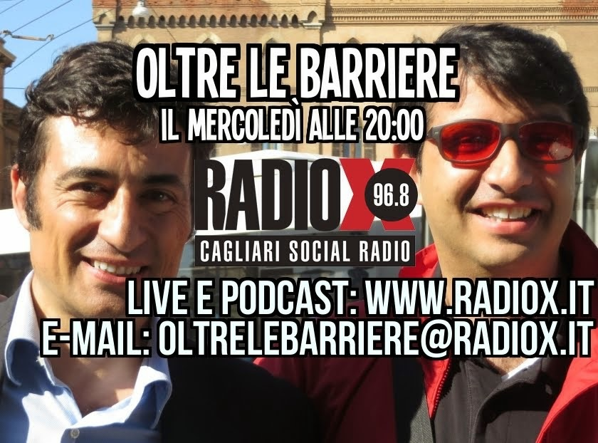 Oltre le barriere. Radio X