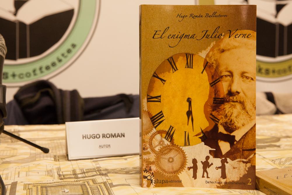 Hugo roman el enigma julio verne recomendado entre los - Los mejores libros para regalar ...