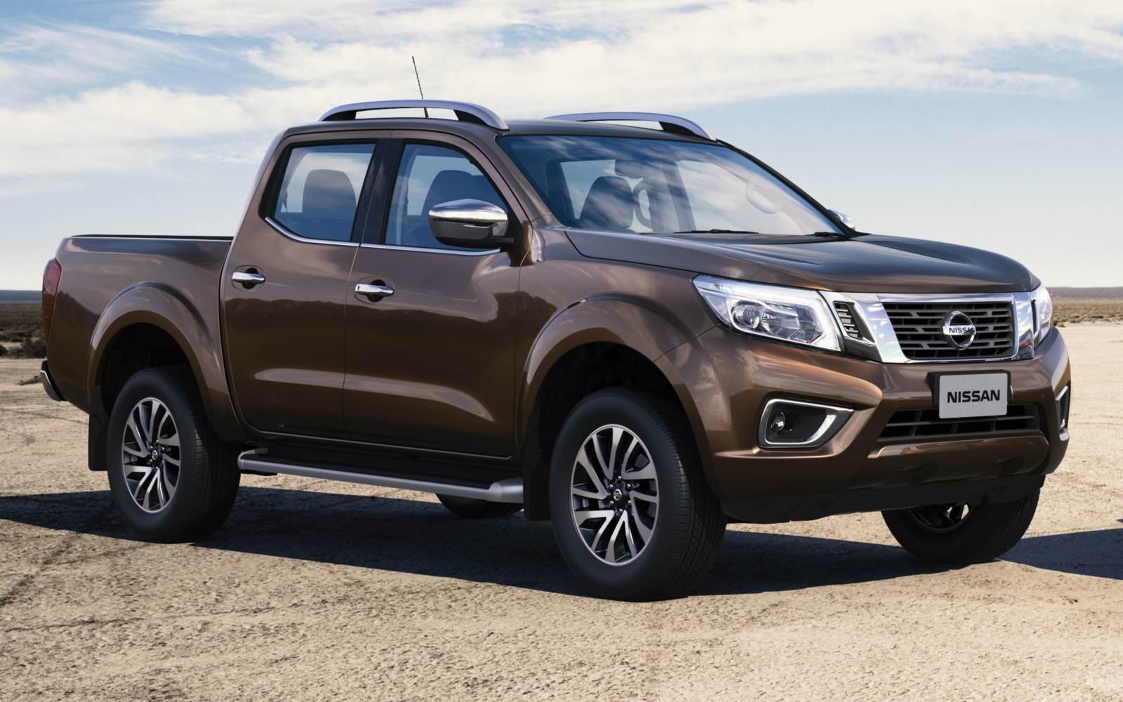 Nova Nissan Frontier 2015: fotos, vídeos e especificações | CAR
