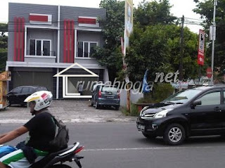 ruko dijual di jombor
