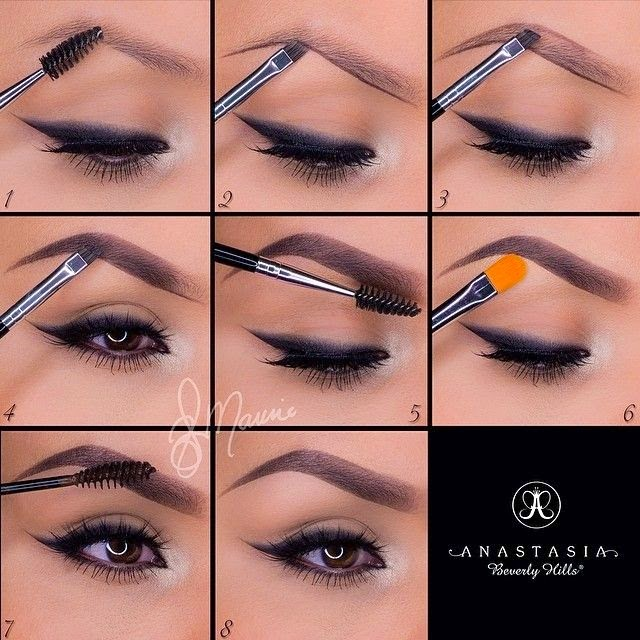 Apes Techno How To Get Perfectly Shaped Eyebrows