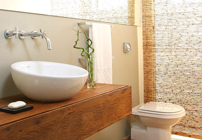 Uma casa para nós dois! Banheiros desejados -> Cuba Para Banheiro Celite