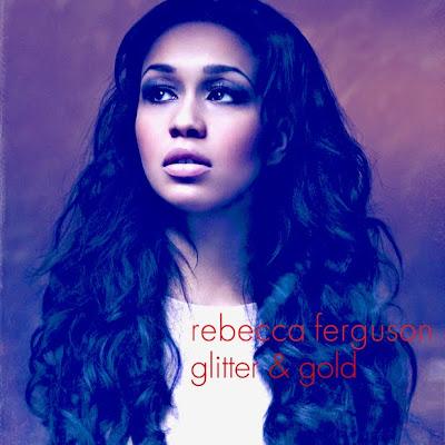 Photo Rebecca Ferguson - Glitter & Gold Picture & Image