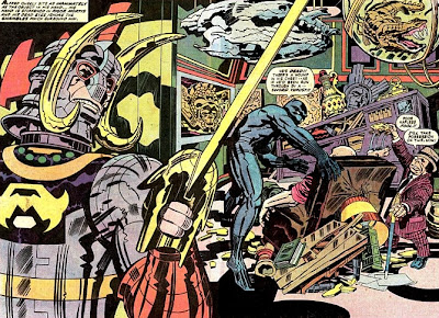 Jack Kirby's Black Panther #1