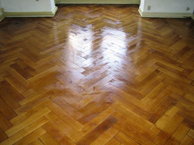 olejovaná podlaha