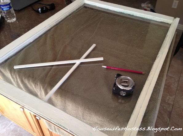 DIY Window Panes – Housewife2Hostess