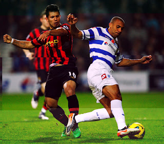 Prediksi Skor Akhir Pertandingan Manchester City vs QPR Liga Inggris 13 Mei 2012