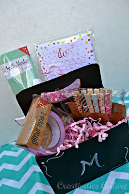 Hostess Gift Idea via Creativities Galore