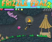 Frizzle Fraz 2 walkthrough.