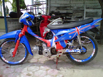 Astrea Grand Modifikasi