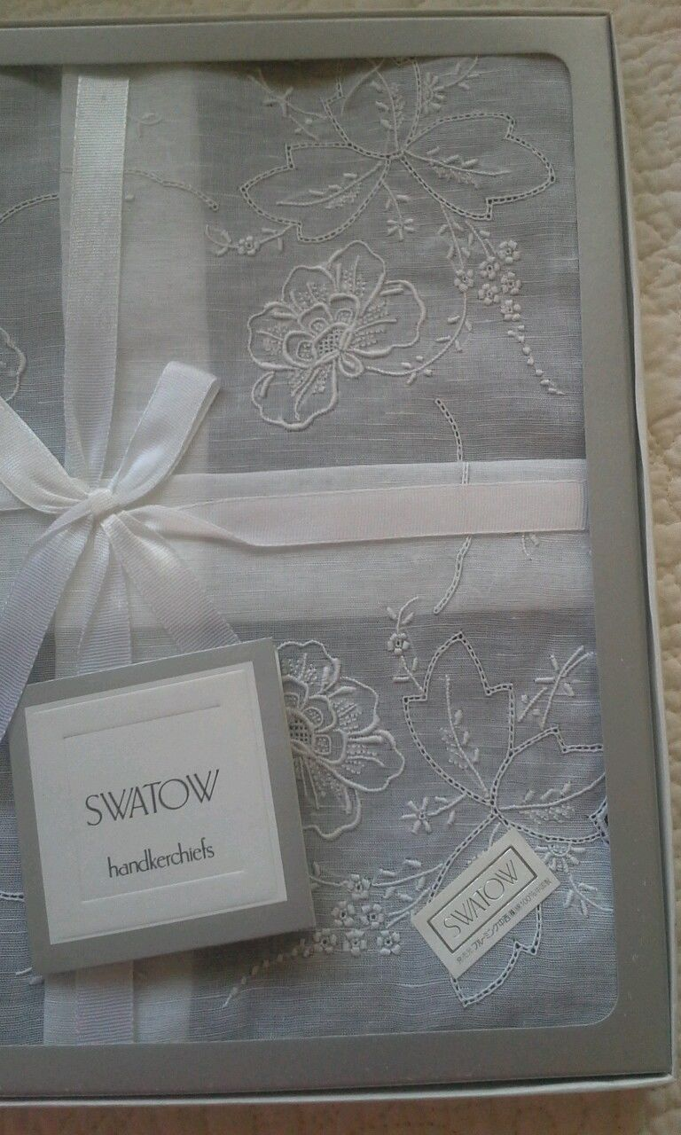 Christmas shower curtains on ebay - The Swatow Lace Company Marketed Hankies From A Town Of Swatow Which Was 180 Miles From Hong Kong I Found An Article Here About The Town Of Swatow And How