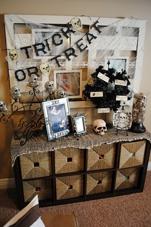 Halloween Home Decor  Elizabeth Breton ~ 153924_Halloween Decorating Ideas Apartments