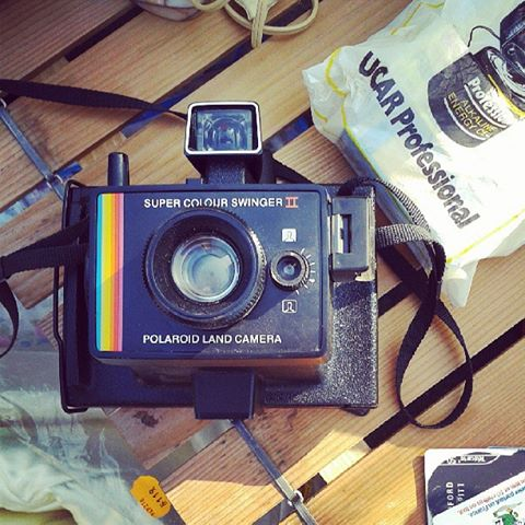 Polaroid brocante