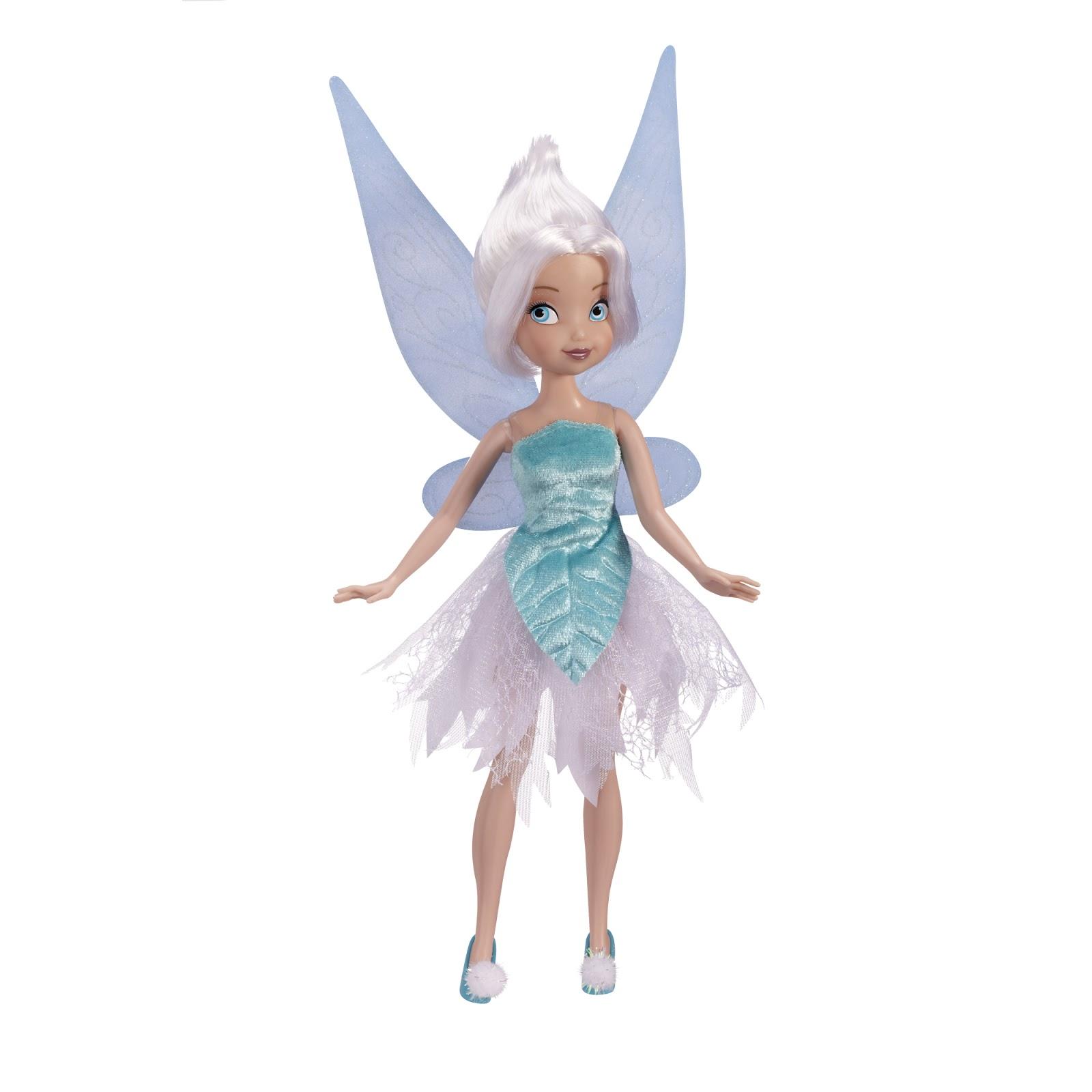 girls love disney fairies secret of the wings dolls by jakks