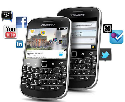 popular blackberry apps