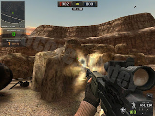 Free Download Games Point Blank PB Offline 2013 Terbaru Full Version